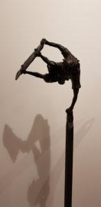 skater bronze, skater brons, balans, balance, skater, sculpture, bronzen beeld skater